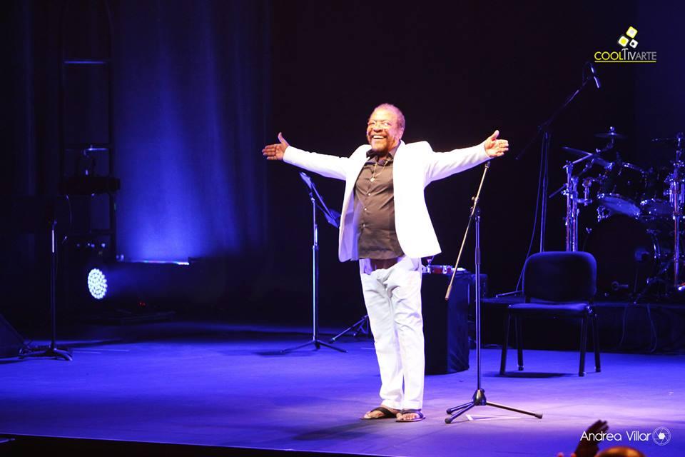 imagen - MARTINHO DA VILA - 7 FEB. 2015 - Auditorio Adela Reta FOTO © Andrea Villar