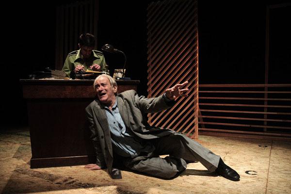 imagen - Nuevas directivas en tiempos de paz Foto: http://www.teatroelgalpon.org.uy/