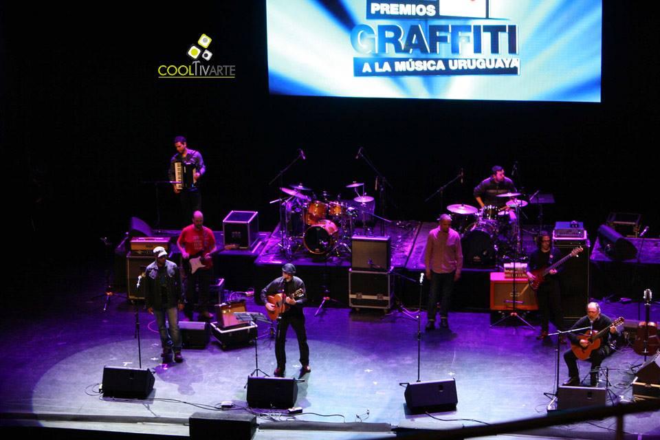 imagen - Premios Graffiti 2013 - Sala Eduardo Fabini del auditorio Adela Reta - Setiembre 2013 © Andrea Villar