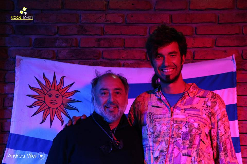imagen - KM JAZZ - EDUARDO LARBANOIS & SAÜL VANACLOCHA (ESP) - Febrero 2015 - Foto © Andrea Villar