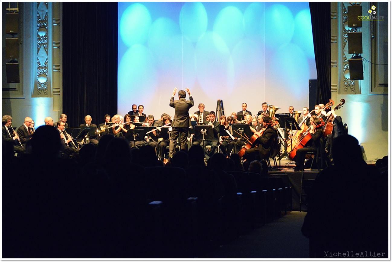 imagen - Banda Sinfónica de Montevideo   Pacho Flores en concierto   Mayo - Sala Zitarrosa Foto © Michelle Altier