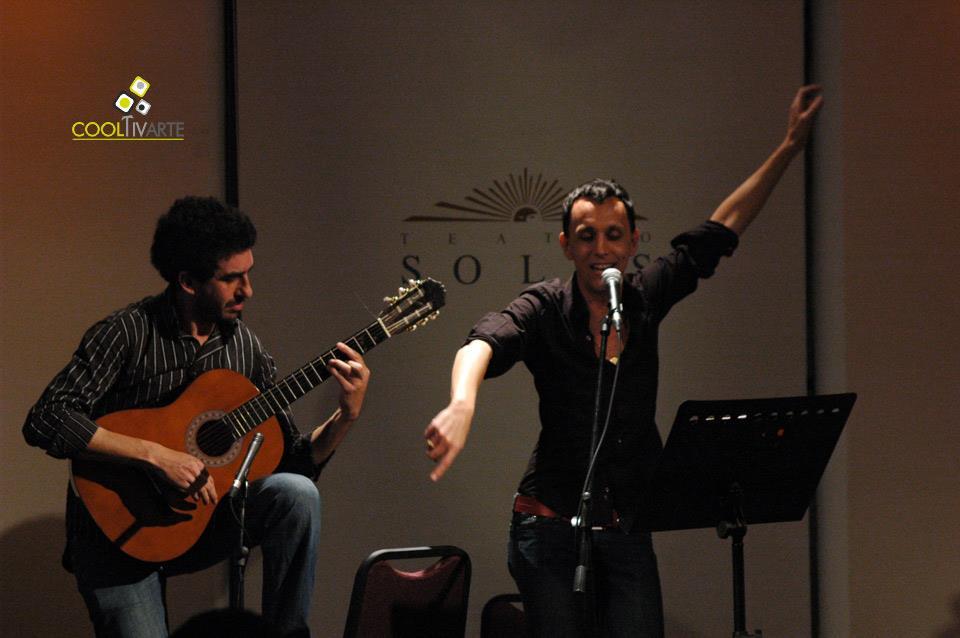 imagen - Tango Villero en Festival EÑE América Montevideo 6/8 - Teatro Solís - Agosto 2010 © Federico Meneses