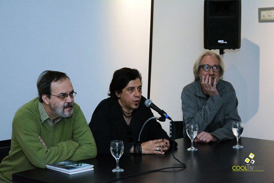 Presentación de la novela Resaca, de Nelson Díaz - Viernes, 17 de abril de 2015 - Fundación Unión - Foto © Federico Meneses