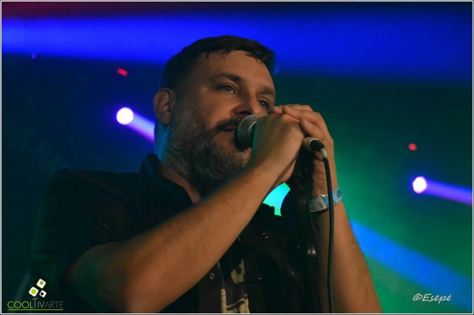 imagen - Santullo - Bluzz Live - 24 de julio 2015 Foto © Silvia Pedrozo
