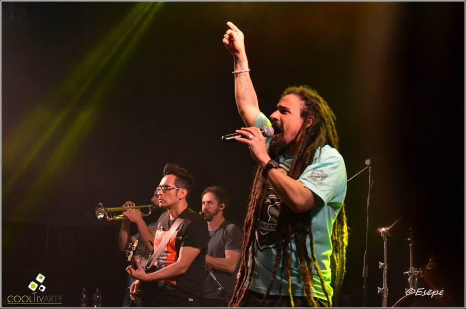 imagen - Dread Mar I - 1° de agosto 2015 - Montevideo Music Box - Foto ©Silvia Pedrozo