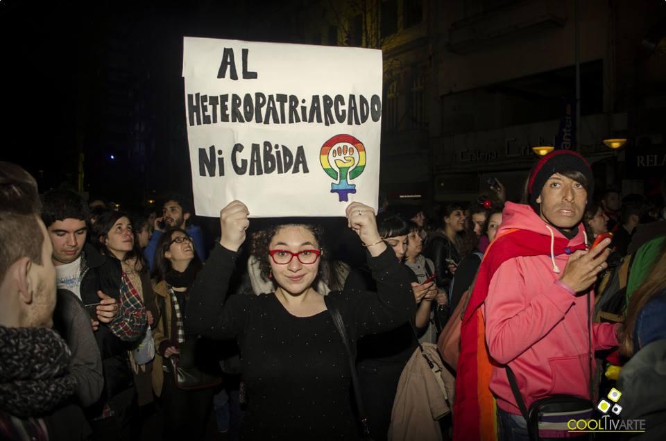 La Marcha de la diversidad 25 de Setiembre 2015 Montevideo - Uruguay - Foto © Diego Correa Bayarres
