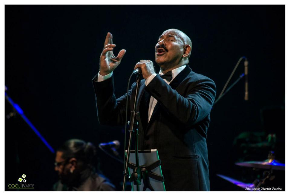 Oscar D´Leon Salsa Sinfonica Auditorio del Sodre Foto Martin Pereira