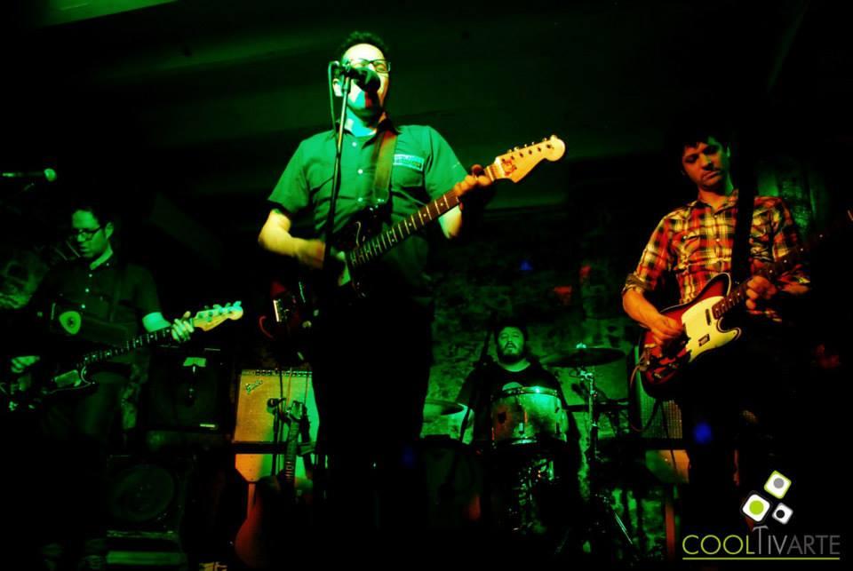 cooltivarte - Rockadictos y The Supersonicos Paullier y Guaná 29 de Agosto de 2015 Foto © Igor Chuff