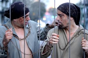 preso en mi ciudad - Imagen: www.http://www.teatroelgalpon.org.uy/