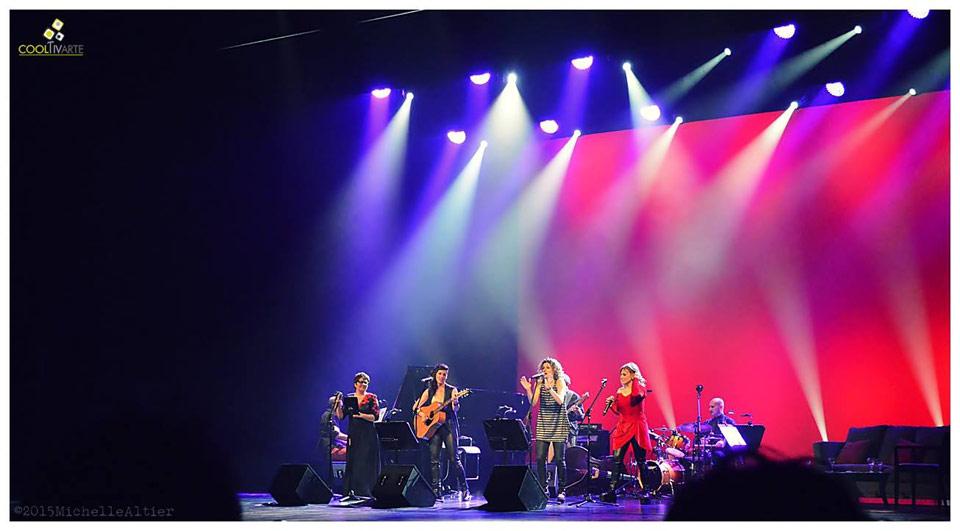 Darno, las canciones del zurcidor - Jueves 15 de Octubre, Auditorio Nacional del Sodre - Foto © Michelle Altier