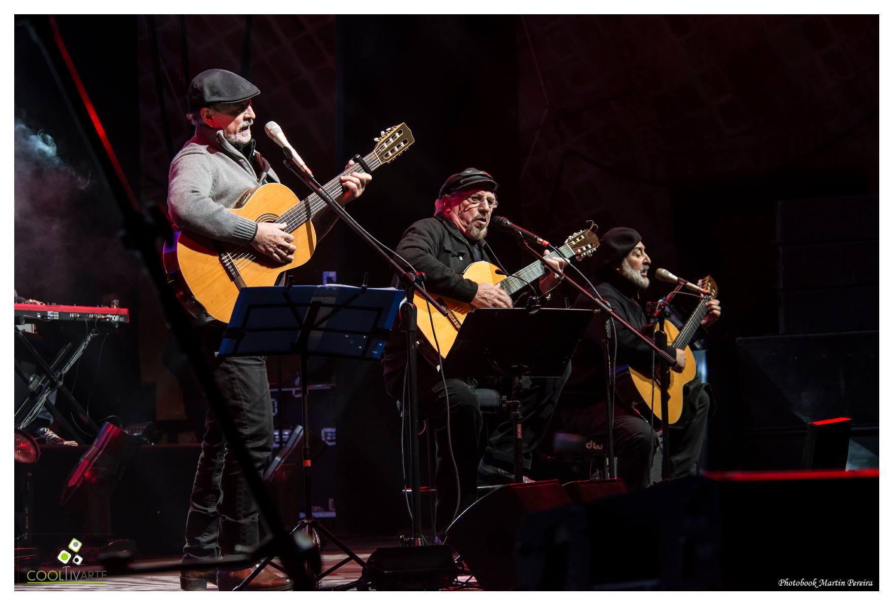 Histórico Pepe Guerra - Larbanois & Carrero - Teatro de verano - 23 de octubre 2015 - Foto © Martin Pereira