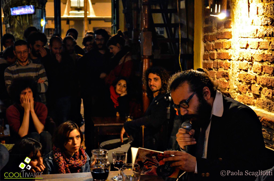 Poemas de la Pija de Martín Uruguay Martínez foto paola scagliotti