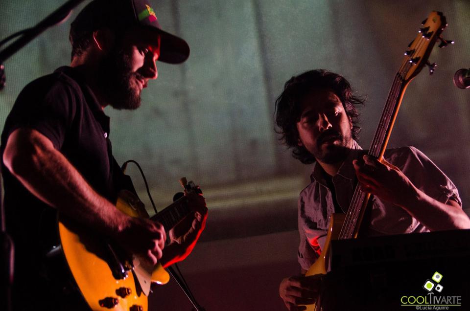 AUT-OUT 2.0 - ATAQUE CHINO y LAURA Y LOS BRANIGAN - 26 -Nov-15- Cinemateca Carnelli- Foto - Lucía Aguirre