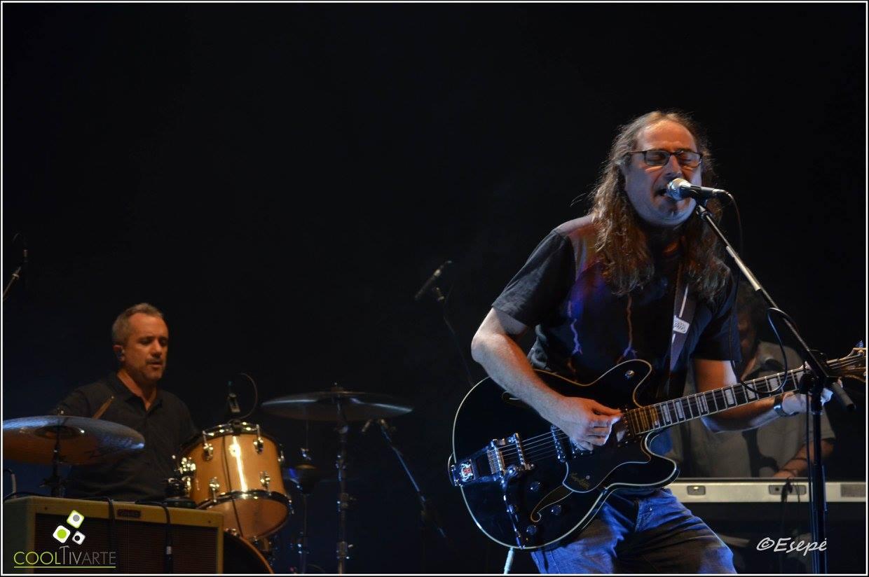 Alfonsina A & Alberto Wolf y los Terapeutas Juntos por Cinemateca - 10 de noviembre de 2015 - Foto ©Silvia Pedrozo