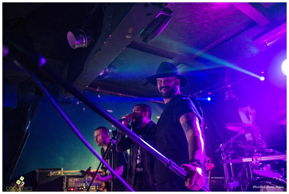 Radical 10 Años Bluzz Live - noviembre 2015 - Foto © Martin Pereira