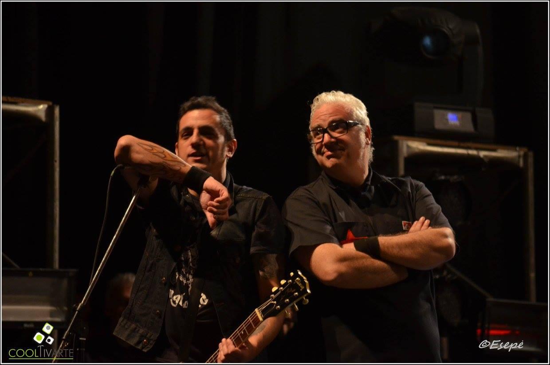 Trotsky Vengaran Horror Show - 31 de octubre 2015 - Teatro de Verano - Foto ©Silvia Pedrozo
