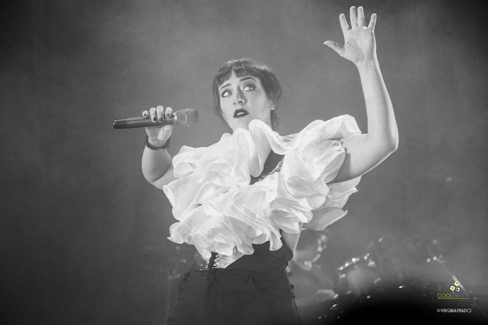 Miranda! gira 15 Años en La Trastienda Club Montevideo 14 de Mayo 2016 Foto © Virginia Prado