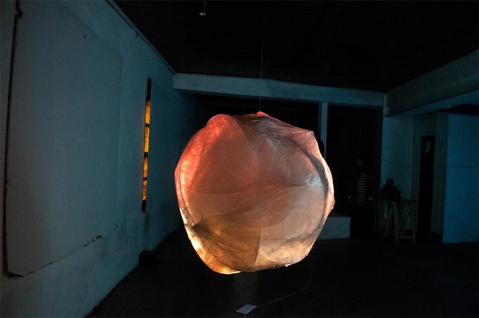 foto de Ignacio Veliovich, pera de goma
