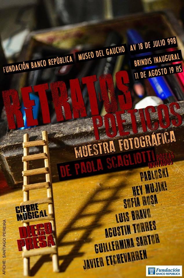 """""""Retratos Poéticos"""" Fotografías de Paola Scagliotti"""
