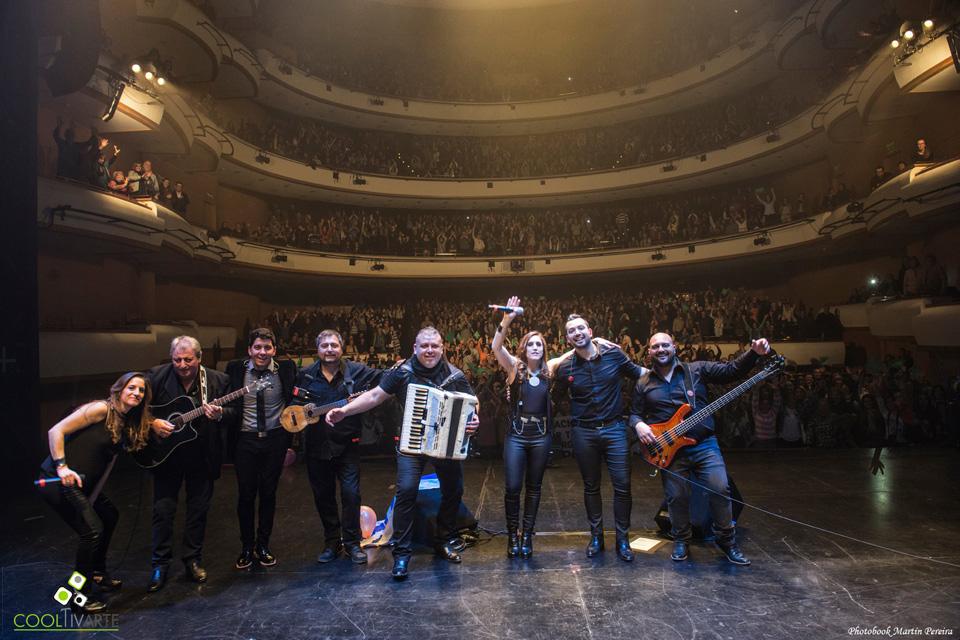 Soledad Gira 20 Años - Auditorio Nacional del Sodre - Julio 2016 - Foto © Martín Pereira