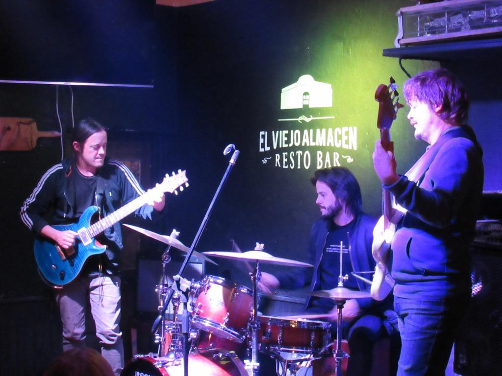 Trio Ibarburu - Hugo Balzo - 29 de julio 2016 - foto VANETINA ROMANO