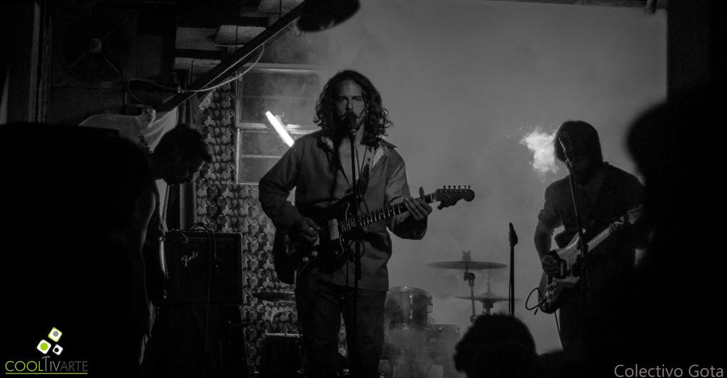 SIMÖN - Presentación del disco y video clip de Diego González en su proyecto solista en Tundra Bar - Mvd - Foto: © Natalia Ganassoli de Colectivo Gota