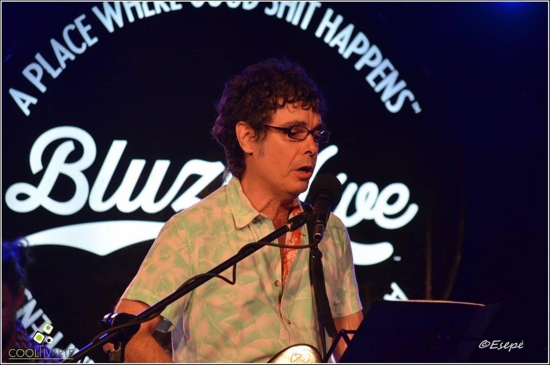 Fernando Cabrera - Bluzz Live - 09 de marzo 2017 - Fotos Silvia Pedrozo