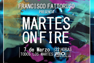Martes-On-Fire