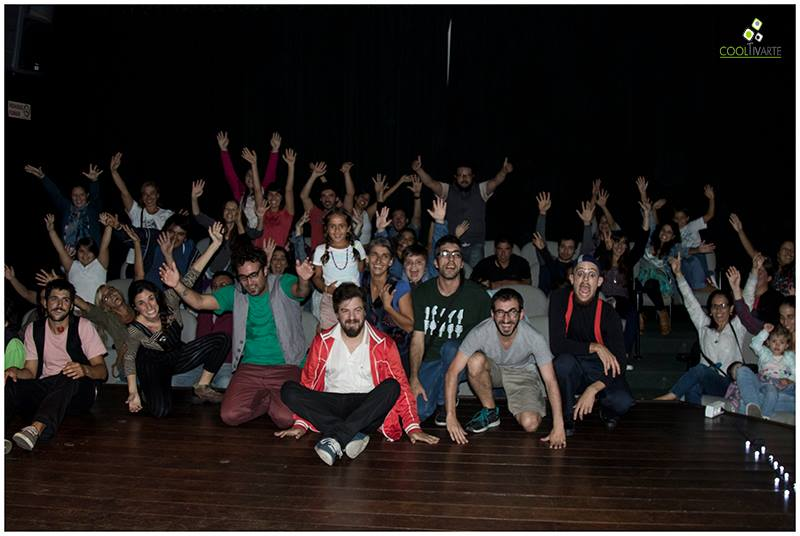 Variete en Casa de la Cultura de Maldonado - marzo 2017 - foto - servando valero