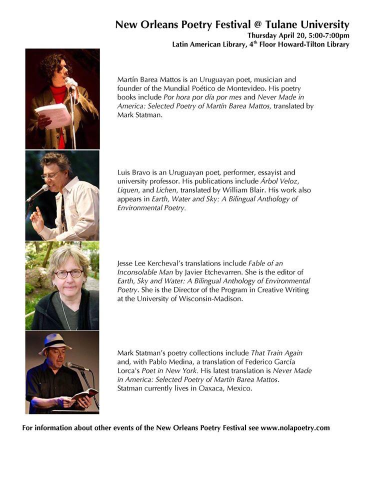 new orleans poetry festival