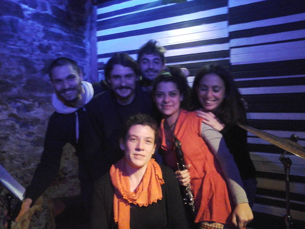 Agustina Canavesi Cuarteto en Kalima - Fotos tomadas por Gabriela Cohen y Patricia_