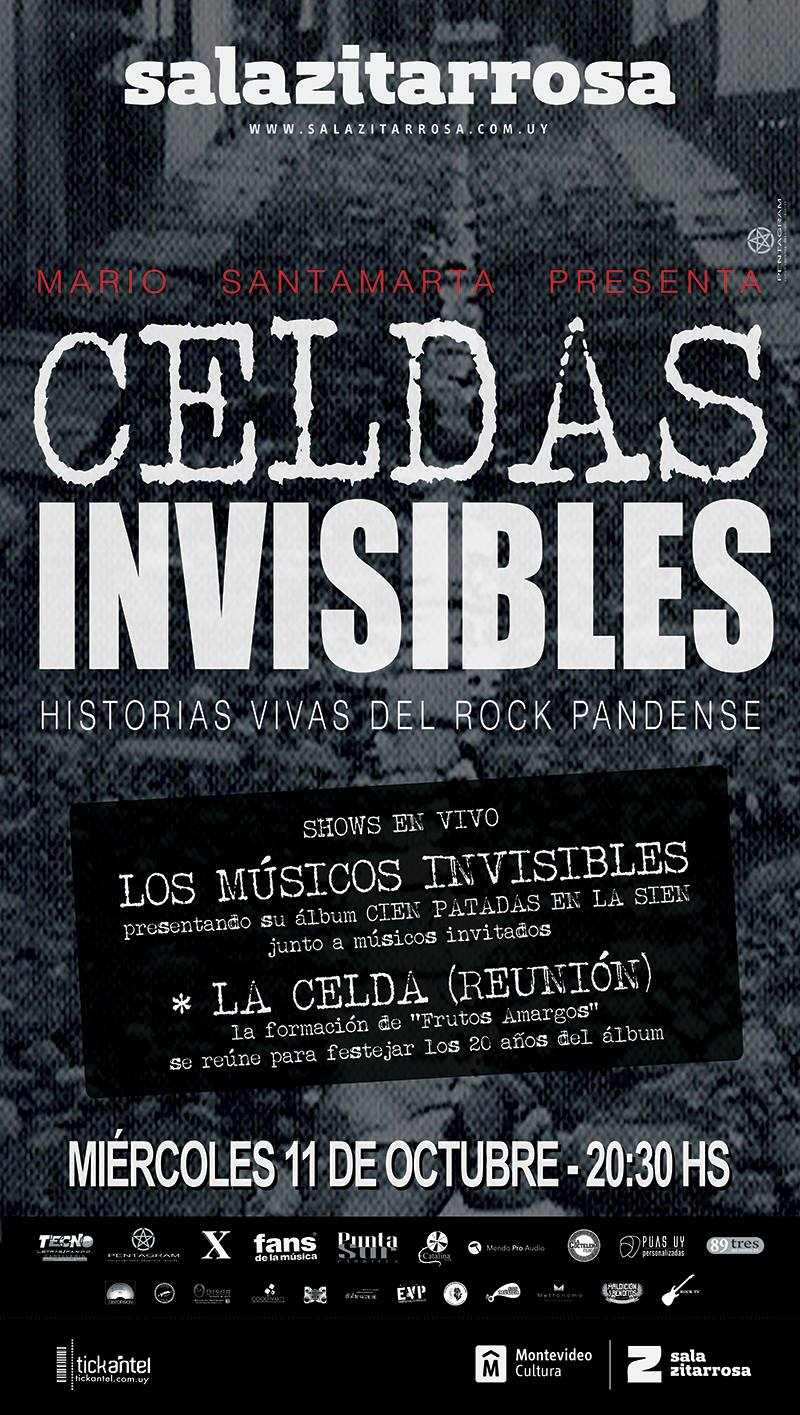 CELDAS INVISIBLES