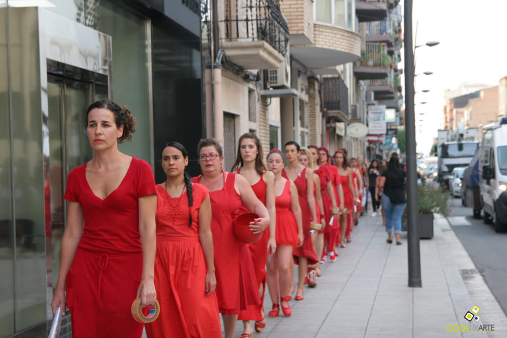 Diez de cada diez de Valeria Píriz en España - Setiembre 2017 - Foto © Diez de cada Diez