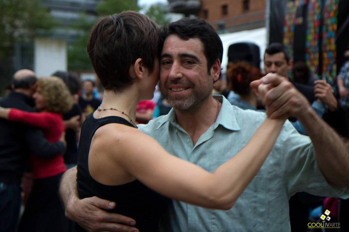 Festejos de los 100 años de La Cumparsita Fotos Jacqueline Bertalmio
