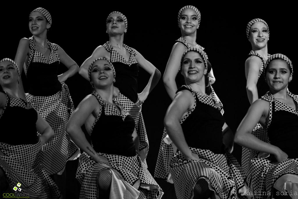Gardeleando en la Semana de Lavalleja - Teatro Lavalleja de la ciudad de Minas - octubre 2017 Foto © Karina Soria