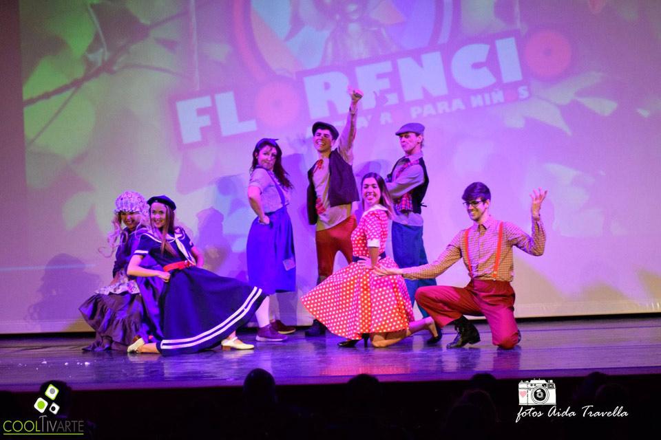 Ceremonia de premiación y reconocimiento al Teatro para Niños. Auditorio Nelly Goitiño - Foto © Aida Travella www.cooltivarte.com ---