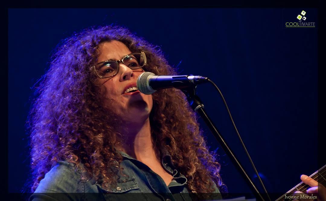 Samantha Navarro en concierto & Malbaraje - Tango 21/11/17. 30 años de la Casa de la Mujer de la Unión - Sala Zitarrosa - Foto © Ivonne Morales www.cooltivarte.com --