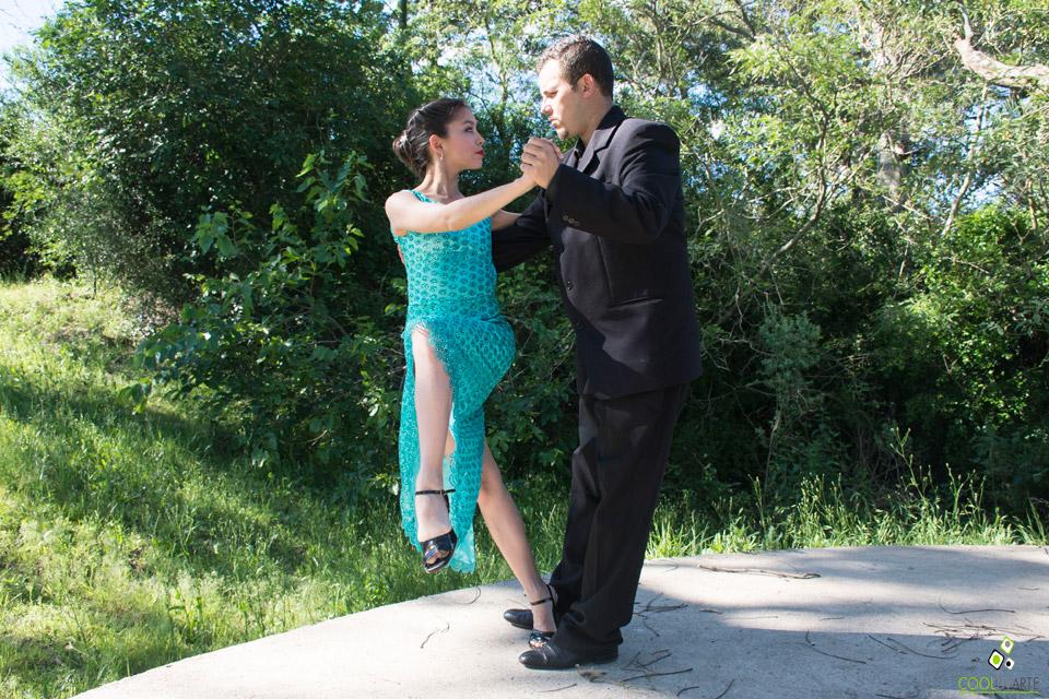 Tango en Salto - Gary Etchegaray y Angelina Díaz - Noviembre 2017 Foto © Mayra Cánepa