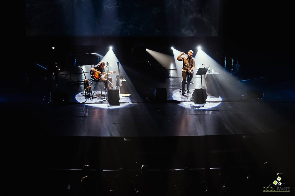 Spuntone y Mendaro Teatro Nacional del Sodre - 28 de Noviembre 2017 - Foto © Fede Garcia