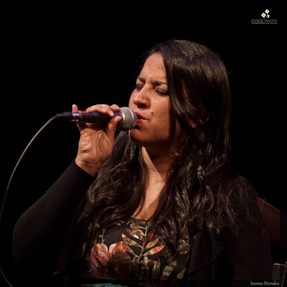 """María Nohel presenta su disco """"Si"""" - 4 de diciembre - Teatro Victoria - Foto © Ivonne Morales"""