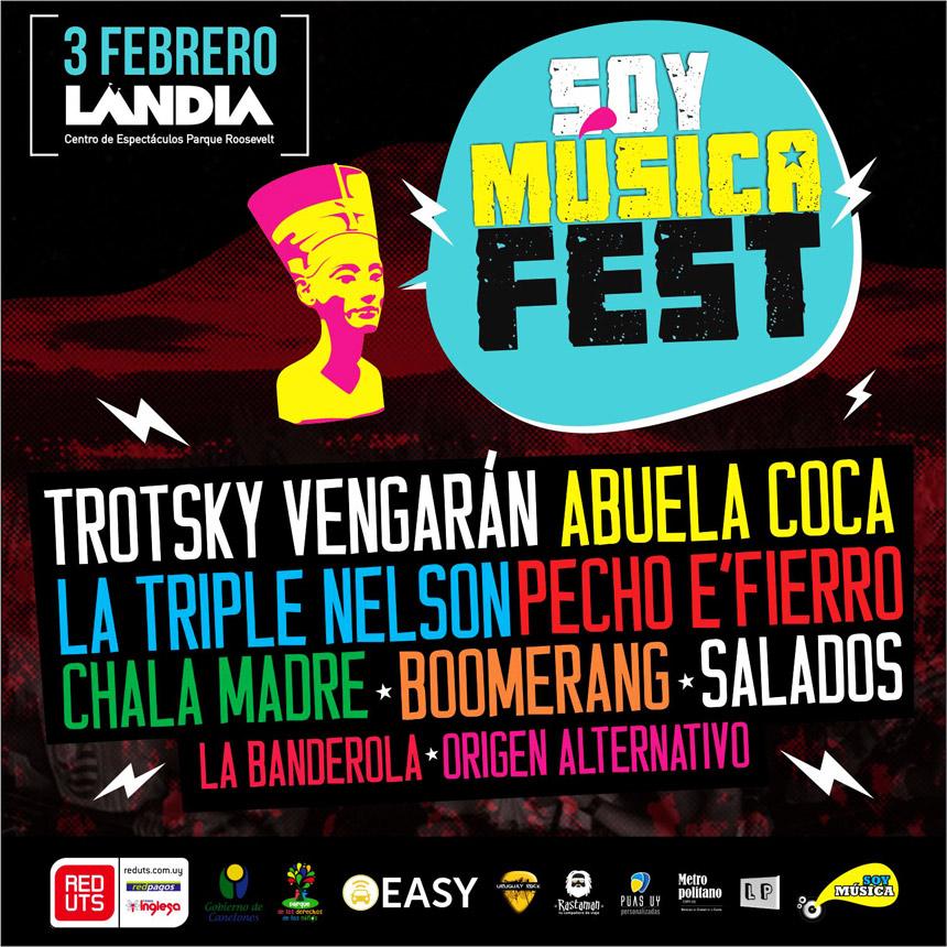 SOY MUSICA FEST - El Festival de tus vacaciones