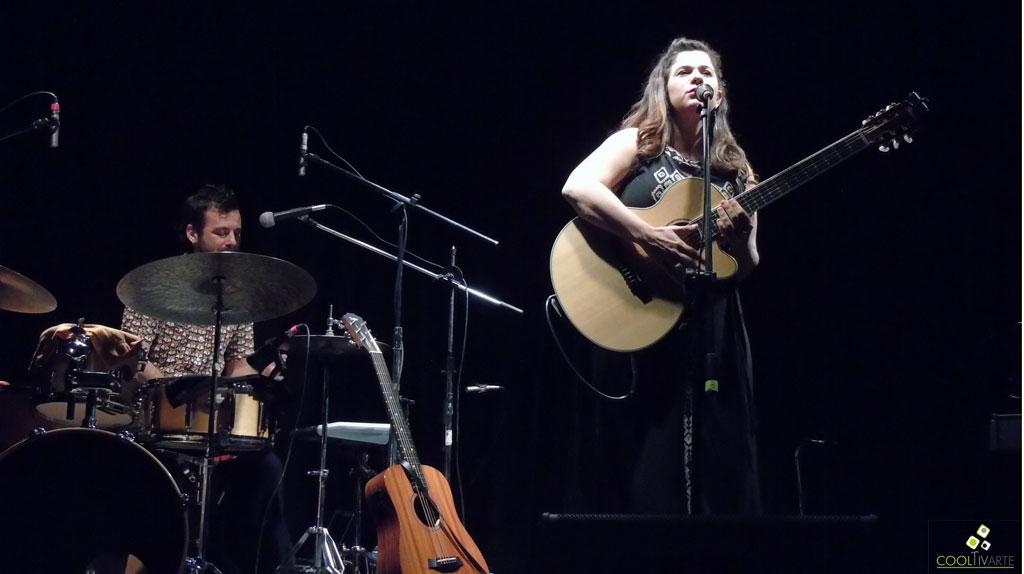 Carmen Pi y Tato Bolognini en Centro Cultural Goes - 04/03/18 - Foto © Claudia Rivero