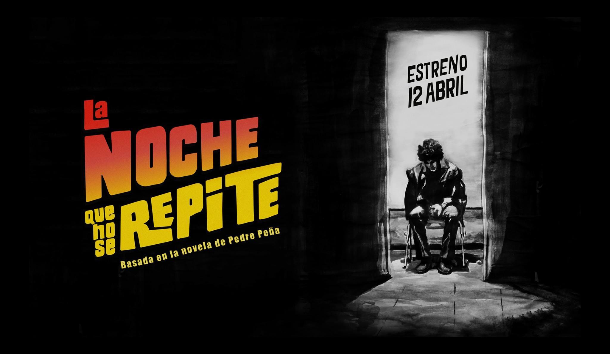 La noche que no se repite es la ópera prima de los realizadores uruguayos Aparicio García y Manuel Berriel.