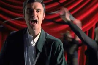 "David Byrne's ""Girls on My Mind,"" from his 1992 album, Uh-Oh."