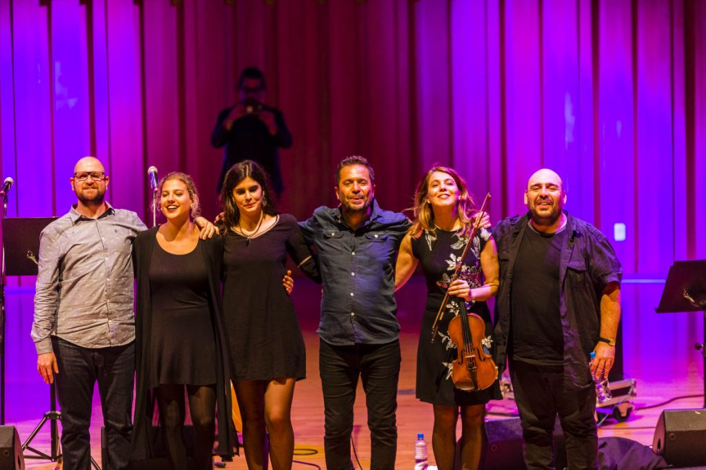 DANIEL DREXLER - Lanzamiento UNO en Argentina – Auditorio Usina del Arte, Buenos Aires. Mayo 2018 - Foto © Gentileza de Usina del Arte www.cooltivarte.com