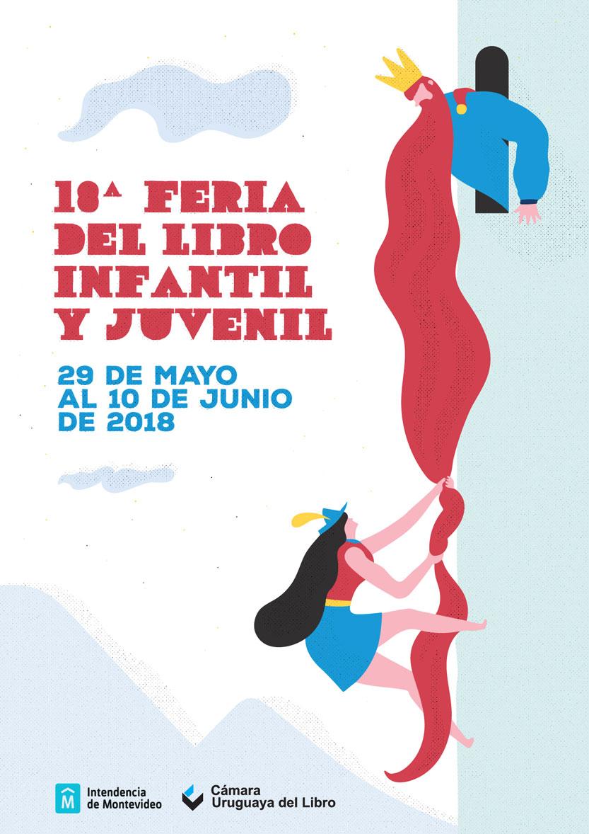 18ª Feria del Libro Infantil y Juvenil de Montevideo - Programación