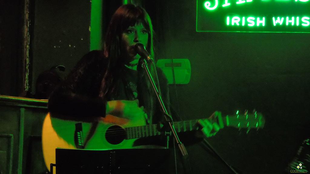 Fer O- Smith en The Shannon - 16/05/18 - Foto © Claudia Rivero