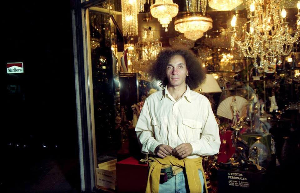 Omar Schiliro. Foto Alberto Goldenstein. Cortesía Colección Amalia Lacroze de Fortabat.
