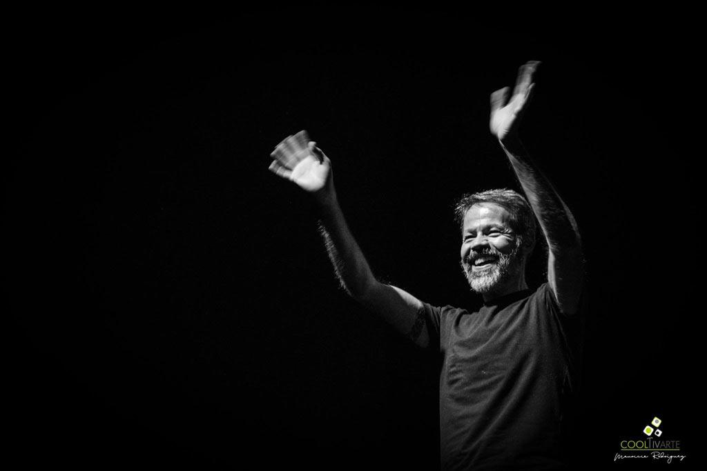 Gabo Ferro - Sala Zitarrosa 1/06/18 - Fotografía Mauricio Rodríguez