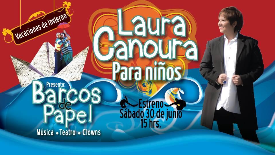 Laura Canoura para niños